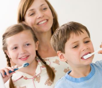 dental care for kids from dentist in Turlock CA