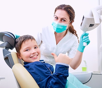 Ramsin K. Davoud DDS Turlock Dentist explains why comprehensive dentistry is important for pediatric patients