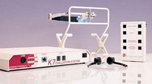 Dentistry Services Turlock - K7 diagnostic device