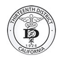 Dentist Turlock - logo district