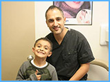 Dr. Davoud with Julian image