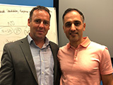 Dr. Davoud and Patrick McKeown; Practitioner, Author of many books