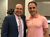 Dr. Davoud at Myobrace Symposium 2018 in California