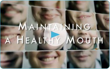 Dentist Turlock - Maintaning a healthy mouth video